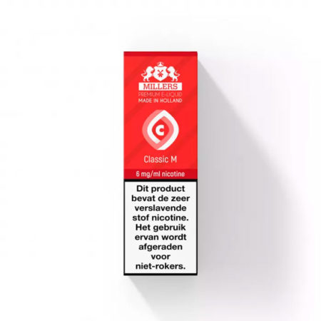 Millers Juice Chromeline Classic M E-liquid