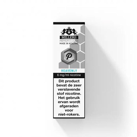 Millers Juice Platinumline Heavenly E-liquid