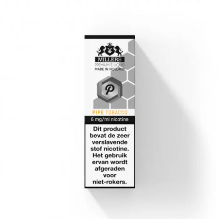 Millers Juice Platinumline Pipe Tobacco E-liquid