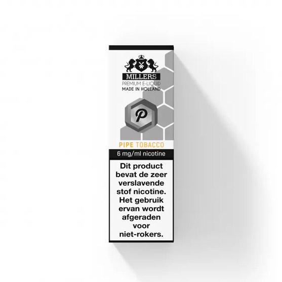 Millers Juice Platinumline Pipe Tobacco E-liquid