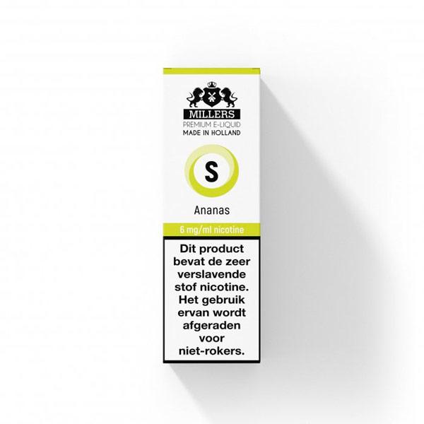 Millers Juice Silverline Ananas E-liquid