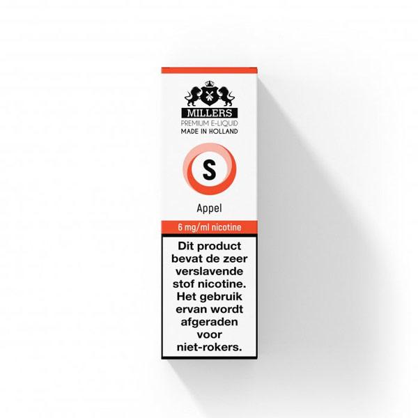 Millers Juice Silverline Appel E-liquid