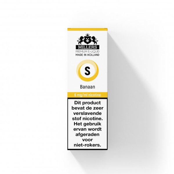 Mllers Juice Silverline Banaan E-liquid