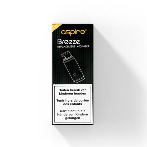 Aspire Breeze Coils Pocket AIO Coils 0.6ohm
