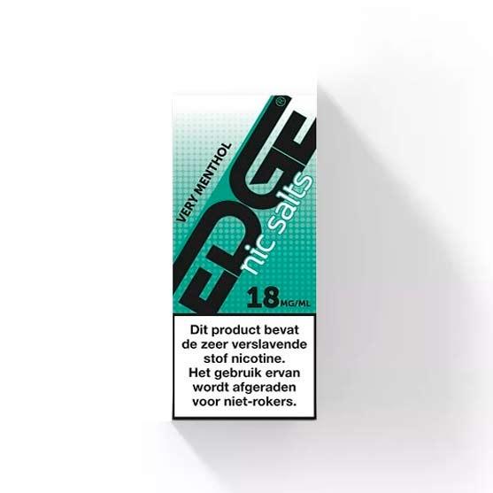Edge Nic Salt Very Menthol E-liquid 18MG
