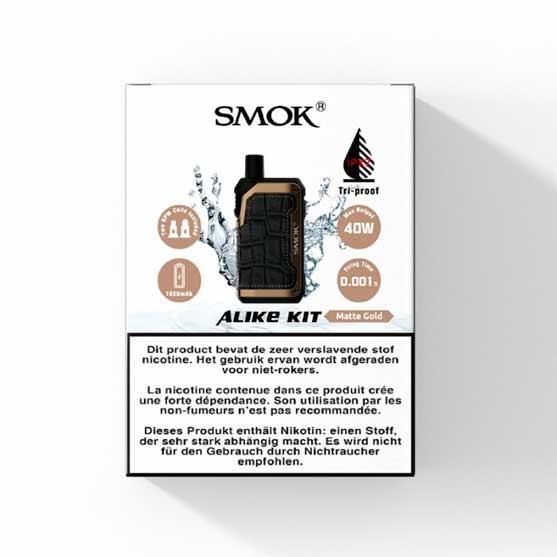 SMOK Alike Startset 1600 mAh
