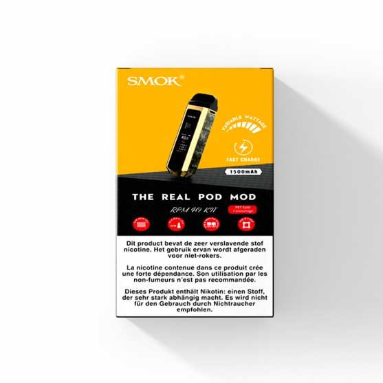 SMOK – RPM 40 Kit 1500 mAh