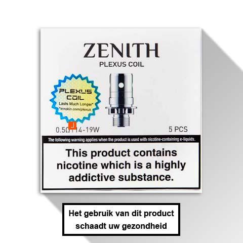 Innokin Zenith Plexus Coils 0.5 Ohm