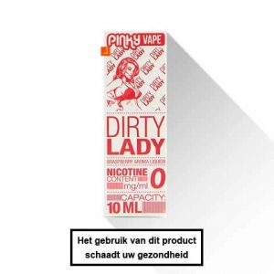 Pinky Vape Dirty Lady