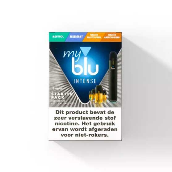 Blu Startset (voorgevuld)