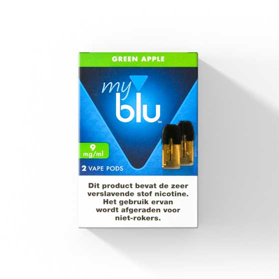 Blu POD Green Apple