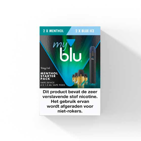 Blu Startset Menthol Voorgevuld