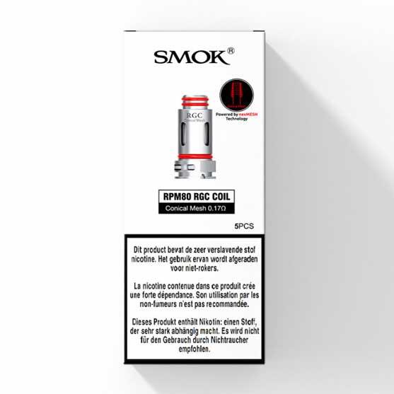 SMOK RPM80 Coils