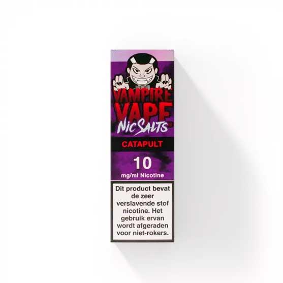 Vampire Vape Catapult Nic Salt