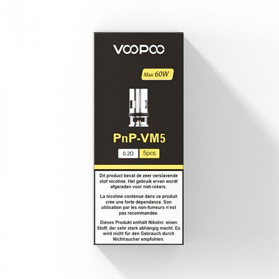 VooPoo PnP Vinci Coil