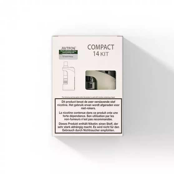 Justfog Compact 14 Startset