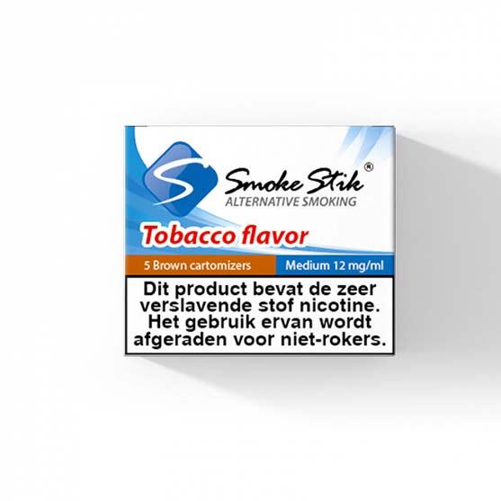 SmokeStik Cartridges - Tobacco Bruin