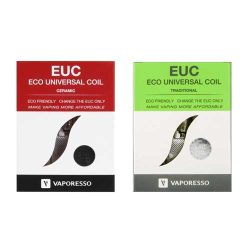 Vaporesso Mini EUC Drizzle Coils 1.3 Ohm 1.4 Ohm