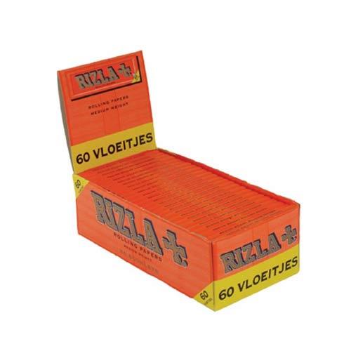 Rizla Orange Regular Size