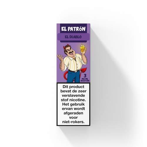El Patron - El Diablo E-liquids