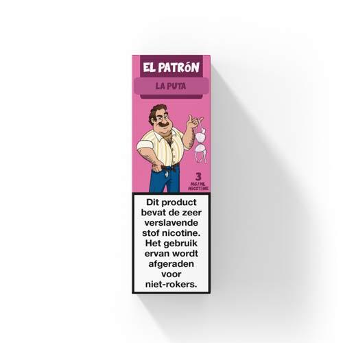 El Patron - La Puta E-liquids