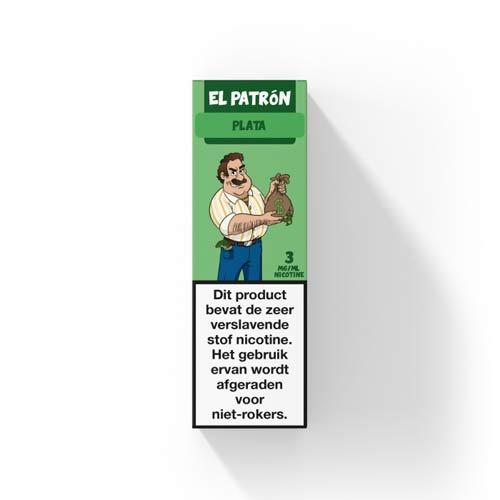 El Patron - Plata E-liquids